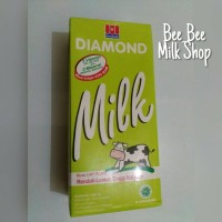 Susu UHT Diamond Low Fat 1Liter (satuan)