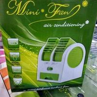 [Sempurna] AC Mini Portable 2 Fan / Pendingin Ruangan bukan sekedar Ki
