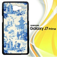 Porcelin China E0643 Casing HP Samsung Galaxy J7 Prime Custom Case Co