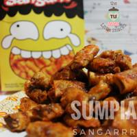Sumpia Sambalado Balado / Keripik / Cemilan / Snack Pedas