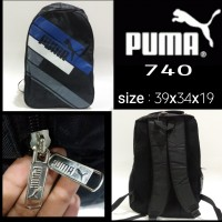 tas ransel puma 740 backpack sekolah murah