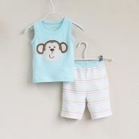 Baju Anak - Monkey Set (MB-026C)
