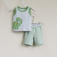 Baju Anak - Dino Set (MB-026A)