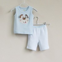 Baju Anak - Puppy Set (MB-026B)