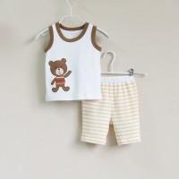 Baju Anak - Bear Set (MB-026F)