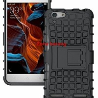 Case Casing Cover Hybrid Rugged Heavy Duty Kickstand Oppo A59 F1S