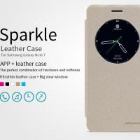 Nillkin Flip Case Sparkle Leather - Samsung Galaxy Note 7/ Note FE