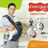 Dialogue Baby Gendongan Bayi Hipseat DGG 1004 DGG1004 Plain Color