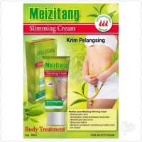 NEW PROMO  Meizitang Slimming Cream BPOM   TERLARIS