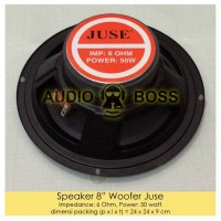 """Speaker 8 inch Woofer Juse 50 Watt / Speaker 8"""" Woofer Juse 50 watt"""