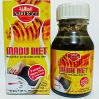 obat pelangsing alami herbal/ madu diet