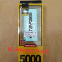 Easyyy-Remax Ori Power Bank Reall 5000 Mah