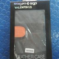 case wallet spigen blackberry 9900