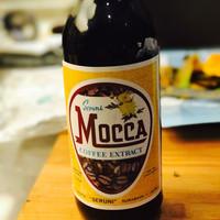 Sirop kopi seruni mocca coffee extract moka surabaya asli kopi robusta
