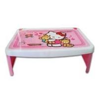 Meja Lipat Lap Desk Belajar Anak Hello Kitty Pink Napolly Tempat Buku