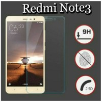 TEMPERED GLASS XIAOMI REDMI NOTE 3 || PRO || ANTI GORES SCREEN GUARD