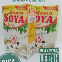 Mama Soya Busui Vanila & Coklat | Asi Booster | Pelancar Asi