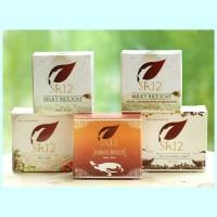 PAKET HERBAL SOAP SR12 sabun pemutih kulit badan dan wajah pria wanita