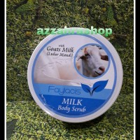 laris Lulur Mandi Goats Milk Faylacis