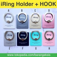 iRing / Ring Holder Handphone / Cincin Hp / Stand iRing HP Atau Tablet