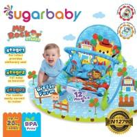 Sugar Baby My Rocker 3 Stage /Bouncer /Ayunan Kursi Goyang Bayi Manual
