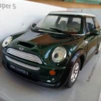 Miniatur Diecast Mini Copper S