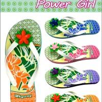 Sandal SkyWay Power Girl - Ungu, 9.5