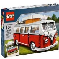 LEGO EXCLUSIVE VOLKSWAGEN T1 CAMPER VAN 10220