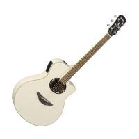 Yamaha APX 500II Gitar Akustik Elektrik - Vintage White