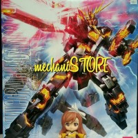 MG Unicorn Gundam Banshee BANDAI