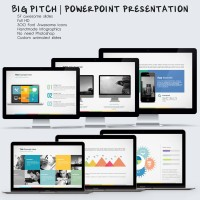 12 in 1 Powerpoint Template Creativemarket POWER POINT PPT PPX