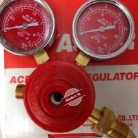 Chiyoda regulator new aster acetylene