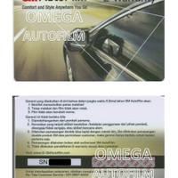 Kaca Film 3M Crystalline + Black Beauty - Large Car