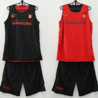 Training Jersey Basket Indonesia Warriors ( 2 sisi )