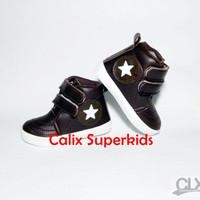 Termurah  Sepatu Anak BOOTS All Star Coklat