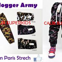 Jual  Jogger Army