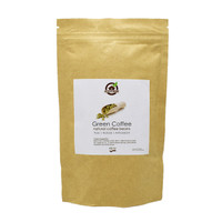 Jual  Natural Raw Green Coffee - 100 Gr