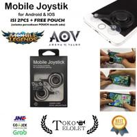Joystick Mobile Legend Mini Fling Handphone Android Iphone