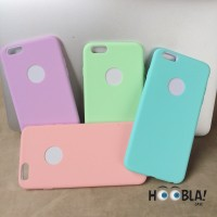 Candy Soft Case / Pastel Case for iPhone 5/5s 6/6s 6+/6s+ 7 7+