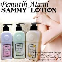 Handbody pemutih kulit permanen SAMMY BODY LOTION Original BEK174