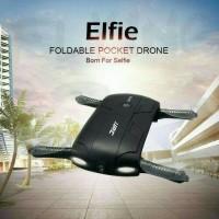 NEW ELFIE 2MP VERSION JJRC H37 - SELFIE DRONE ORIGINAL 720P HD CAMERA