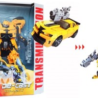 Robot Mobil Transformers Bumble Bee