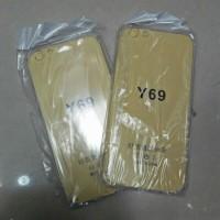 case anti crack vivo y 69 y69 anticrack silikon softcase softshell