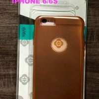 case casing cover sarung Totudesign tpu frosted design iphone 6/6s