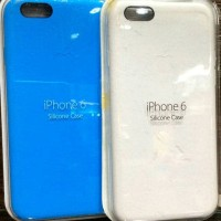 case casing cover sarung Apple silicone case iphone 6/6s
