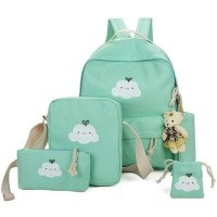 Tas Ransel Backpack Awan Cloude 4in1