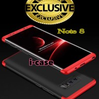 case 360 samsung galaxy note 8 - casing note 8 super protect