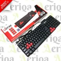 Keyboard Kabel Votre - USB Wired