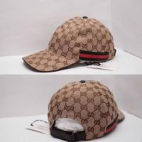 Topi Gucci cap unisex Size XL Original