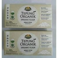 Tepung Organik Beras Putih 250g
